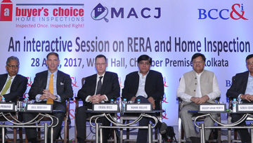 An Interactive Session on RERA & Home Inspection, Kolkata.