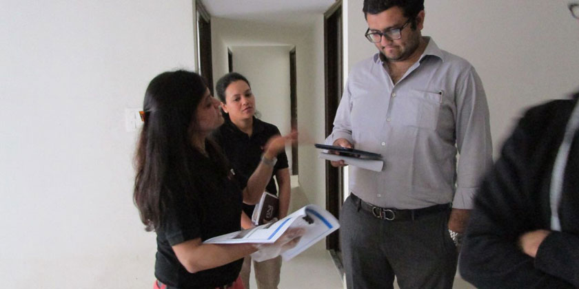 Professional Home Inspection, India