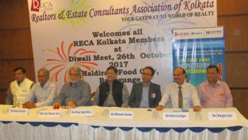 MACJ - A Buyers Choice and Realtors & Estate Consultants Association of Kolkata - Diwali Meet