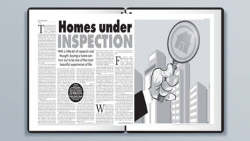 Press Clippings on Professional Home Inspection