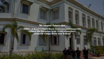 Inspection of a Palace