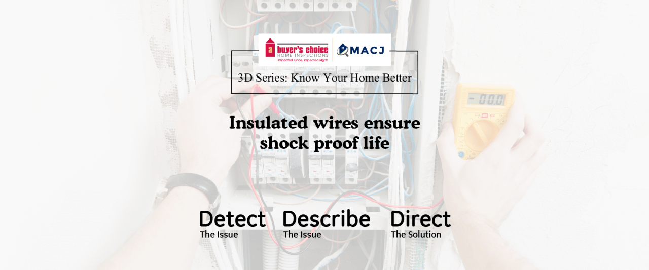 Insulated Wires Ensure Shock Proof Life Professional Home Parallel Wiring For Dummies October 2 2018