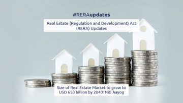 Size of Real Estate Market to grow to USD 650 billion by 2040: Niti Aayog