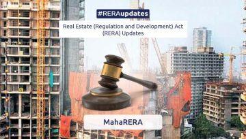 MahaRERA takes suo motu action against two real estate agencies