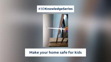 Make your home safe for kids