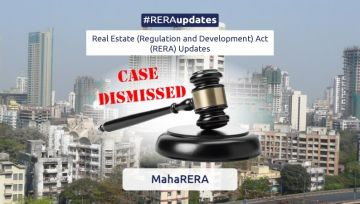 Maha RERA dismisses case in which a buyer sought full refund for not getting possession on time
