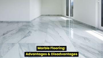 Marble Flooring: Advantages and Disadvantages