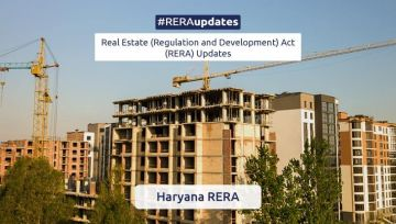 No new projects if old ones pending: Haryana-Rera