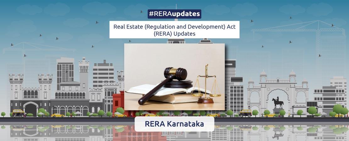 Rera Karnataka tries to deliver speedy justice by taking details online