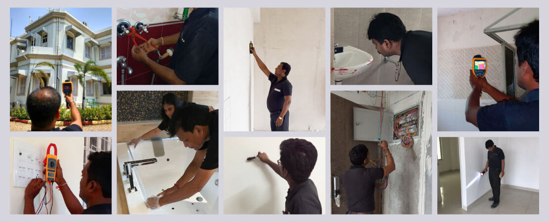 Home Inspectors perform the much-needed in-depth inspection of the places where one lives or works.