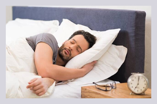 Get enough sleep as it is extremely important for health.