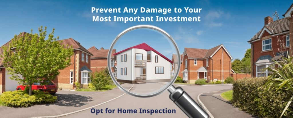 Your home is your most precious possession. Keep it safe from any damage by opting for a home inspection services.