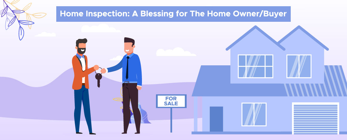 Home Inspection helps the home buyer assess the condition of the house they are about to buy.
