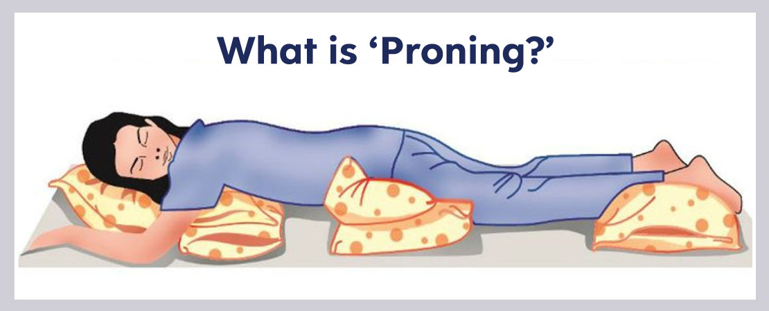 Proning has become a regular part of the treatment protocols for coronavirus. Know what is proning?