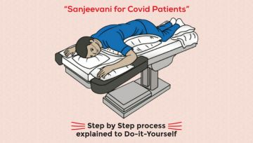 """Sanjeevani for Covid Patients"" - Step by Step process explained to Do-it-Yourself"