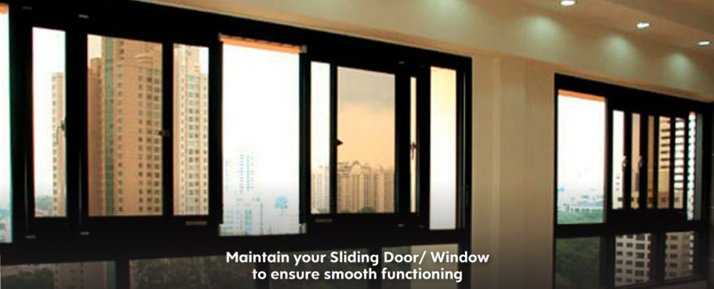 Sliding glass doors or windows are designed for beauty, convenience, and efficiency. Read the Blog for tips to maintain it.