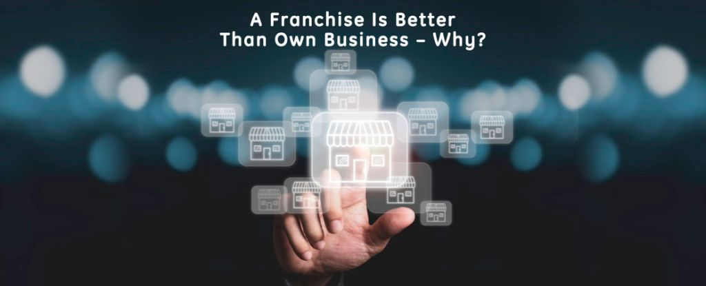 Are you planning to start your entrepreneurial journey? Consider having a franchise backed business. Here's why.