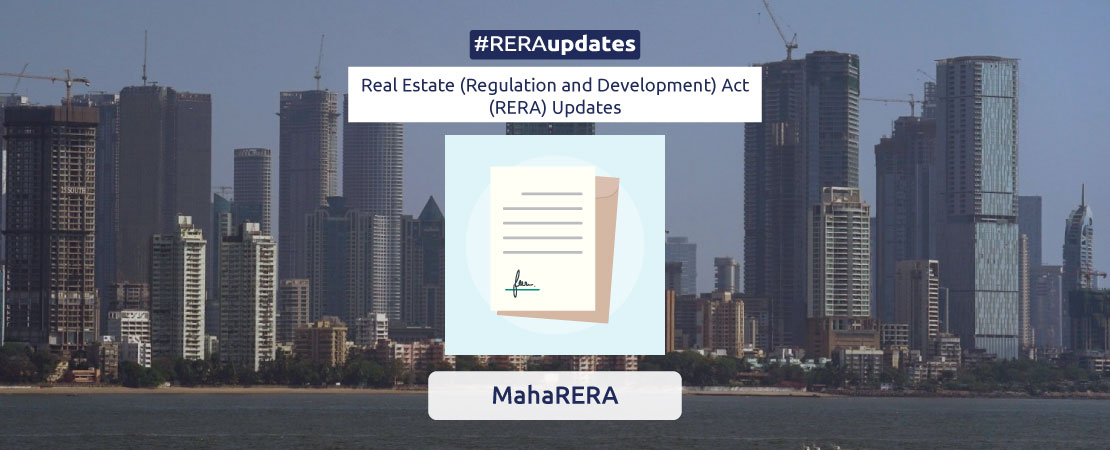 The Maharashtra Real Estate Regulatory Authority has directed builders to hence forth inform flat purchasers to what extent they have received construction permission.