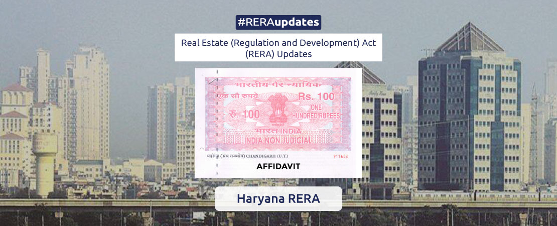 H-RERA has directed the developer to submit an affidavit by September 20 with details of the repairs done in the society to date and how the realtor plans to complete the remaining work.