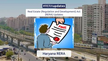 H-Rera fines 3 developers Rs 4 crore for 'illegal advertising'